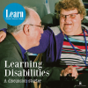 Learning Disabilities: discussion starter