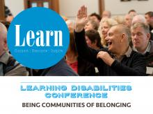 Learning Disabilities Conference 2018 Poster