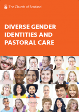 Diverse Gender Identities and Pastoral Care - front cover