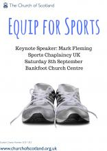 Equip for Sports logo