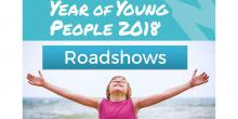 Year of Young People 2018 banner