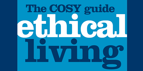 Cosy Guide to Ethical Living cover page