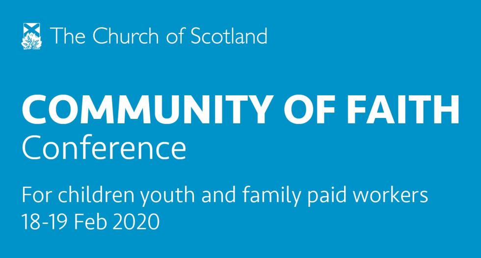 Community of faith conference, Darvel, 18-19 Feb 2020