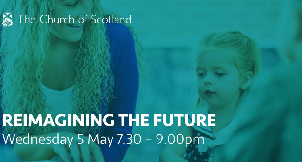 Reimagining the Future webinar: 5 May 2021