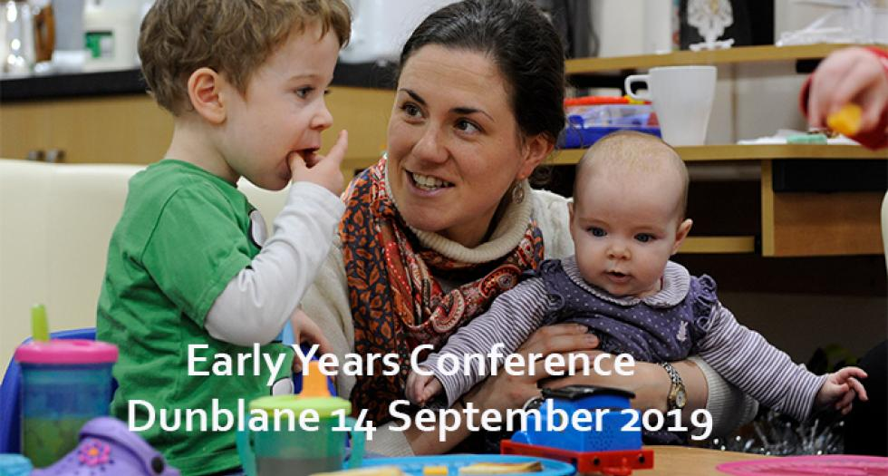 Early Years Conference 2019