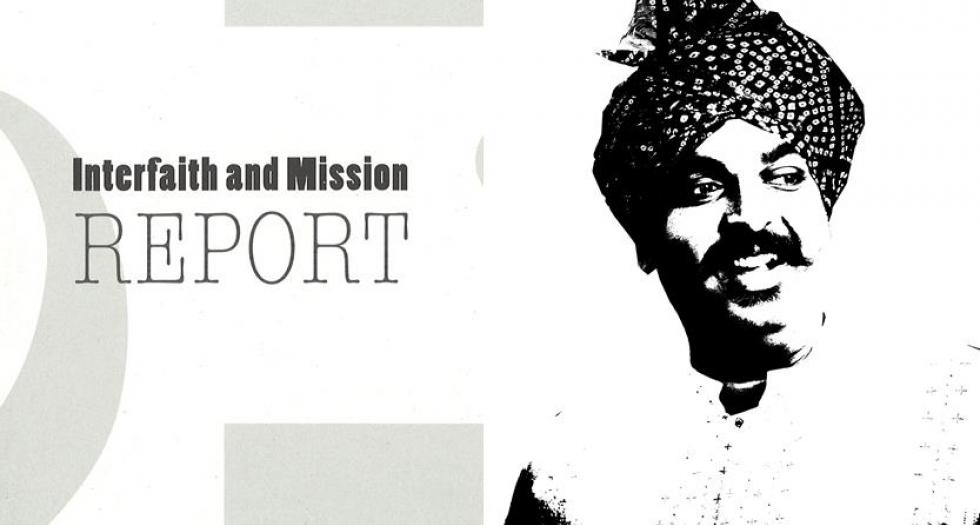 Interfaith and Mission Report