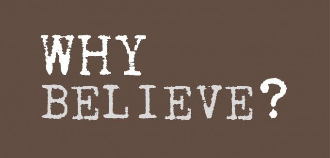 why believe logo