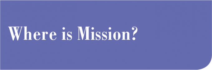 Where is Mission?