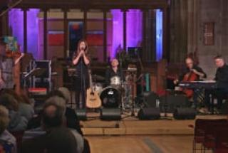 The Psalm Project perform Psalm 22 at St John's Kirk, Perth